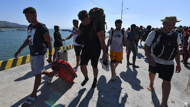 Pendaki AS mengisahkan kengerian saat terjebak gempa Lombok di Puncak Rinjani, Minggu 6/8).