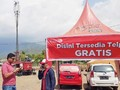 Gempa Donggala, Telkom Klaim Layanan Pulih 70 Persen