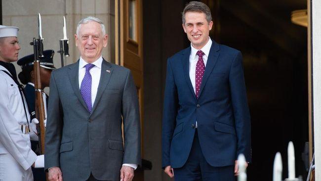 AS Sanksi Iran, Inggris Bela Kesepakatan Nuklir Teheran