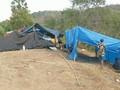VIDEO: Warga Lombok Utara Menunggu Bantuan di Perbukitan