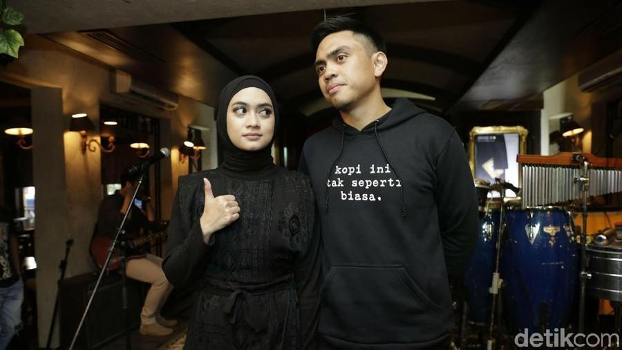 Ungkapan Cinta Ayudia pada Ditto, Sahabat yang Jadi Suaminya