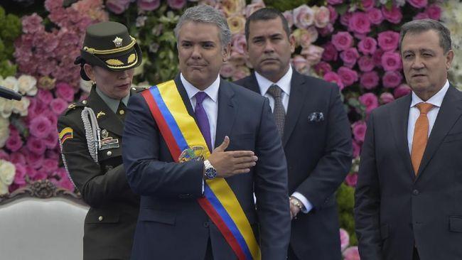 Pemerintah Kolombia mengatakan tengah mempersiapkan pertemuan dengan pemimpin demonstran anti-pemerintah.