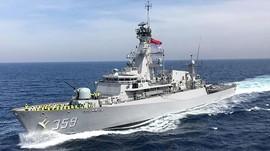 TNI AL Tangkap Dua Kapal Vietnam Pencuri Ikan di Laut Natuna