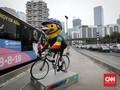 TransJakarta Sediakan 300 Bus Wisata untuk Atlet Asian Games