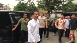 VIDEO: Jelang Deklarasi, Jokowi Temui Ketum Parpol Koalisi