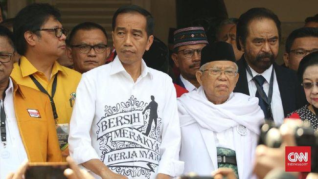 Tim kampanye Jokowi-Ma'ruf menegaskan lewat rekening dana kampanye 'gotong royong', pihaknya ingin mendorong partisipasi dan transparansi dana kampanye.