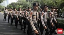 Cegah Penjarahan, Polisi Kawal Pertokoan di Sulbar