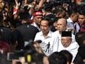 Soal Pemilih Islam, Jokowi Dinilai Unggul 1-0 dari Prabowo