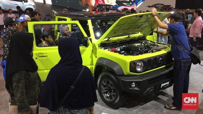 Konsumen yang sudah menyetor sejumlah uang sebagai tanda jadi pembelian Suzuki Jimny diharapkan untuk bersabar.