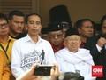 LSI Denny JA: Jokowi-Ma'ruf Lebih Dekat dengan Pengikut Ulama