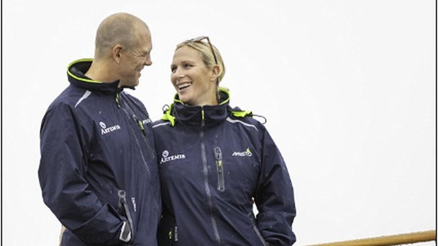 Keseruan Zara Tindall Bawa Kedua Putrinya ke Lomba Berkuda