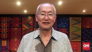 Kala William Wongso Tantang Gordon Ramsay Masak Rendang