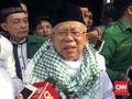 PDIP Akui Cari Dukungan Rizieq Shihab Lewat Ma'ruf Amin