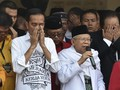 TIm Jokowi-Ma'ruf Siapkan Kejutan di Hari Penetapan Capres