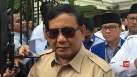 VIDEO: Kembali Koalisi, Sekjen Demokrat Temui Prabowo
