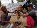 390 Ribu Warga Lombok Mengungsi, Bantuan Terkendala Akses