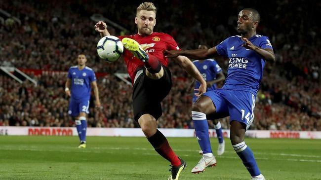 Bek kiri Manchester United Luke Shaw mengaku hampir kehilangan kaki kanannya saat mendapat tekel mengerikan dari pemain PSV Eindhoven, Hector Moreno.