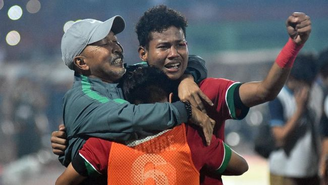 Pelatih Timnas Indonesia U-16 Fakhri Husaini menilai anak asuhnya menampilkan permainan yang lebih matang dalam dua laga uji tanding di Malaysia.