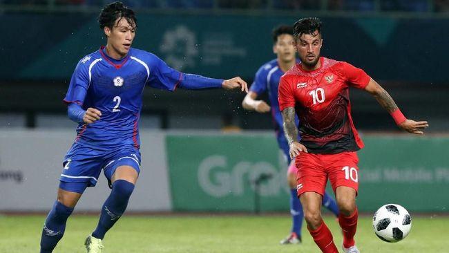 Persembahan Terbaik Lilipaly untuk Timnas Indonesia U-23