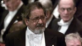 Pemenang Nobel Sastra V.S. Naipaul Meninggal Dunia