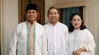 <p>Meski telah berpisah, baik Prabowo maupun Siti Hediati tetap memiliki hubungan baik. Terutama dalam pengasuhan putra semata wayang mereka.</p>