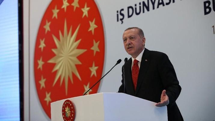 Erdogan Ingin Perbaiki Hubungan Politik-Ekonomi dengan Jerman