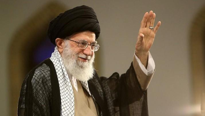 foto: Official Khamenei website/Handout via REUTERS