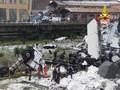 Setidaknya 10 Tewas akibat Jembatan Tol Roboh di Genoa