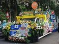 Mobil Hias 'Kuasai' Jalanan di 'Bogor Genah Tumaninah'