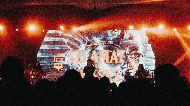 Feast meluncurkan dua lagu baru, 'Peradaban' dan 'Berita Kehilangan' yang diinspirasi dari tragedi bom Surabaya.