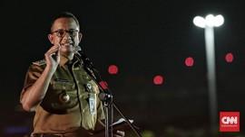 Pantun Rendang Anies Respons Walk Out di DPRD DKI