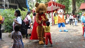 Kemeriahan Acara I'm Super Kid di Peringatan Hari Anak Nasional