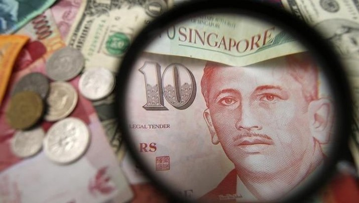 China Berniat Damai, Dolar Singapura Malah Melemah Lagi