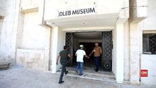 VIDEO: Museum Barang Antik Sisa Pemberontakan di Suriah