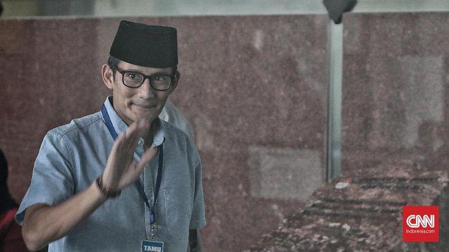 Terkait eksekusi mati Tuti Tursilawati, Sandiaga Uno menilai seharusnya pemerintah Indonesia bisa melindungi TKI. Dia mengungkit jasa Prabowo bebaskan Wilfrida.