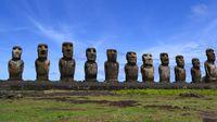 Foto: 5 Keajaiban Pulau Paskah