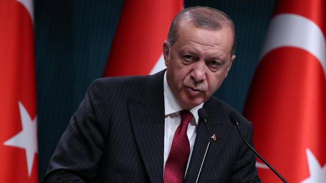 Turki Minta Jerman Pulangkan 136 Warga Turki Terduga Teroris