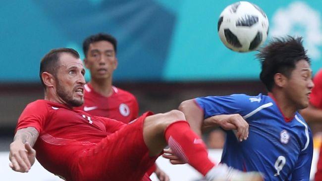 Pelatih timnas Taiwan U-23 Pen Wushung memfavoritkan Timnas Indonesia U-23 dan Palestina lolos ke babak 16 besar Asian Games 2018 setelah dikalahkan Hong Kong.