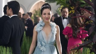 Sutradara 'Crazy Rich Asians 2' Bangga Penulis Naskah Mundur