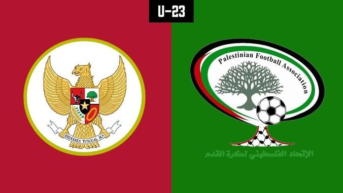 Timnas Indonesia U-23 kalah 1-2 dari Palestina di laga kedua di Grup A Asian Games 2018 di Stadion Patriot Candrabhaga, Rabu (15/8).