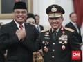 Kapolri Tito: Wakapolri Baru Tunggu Konsultasi Presiden