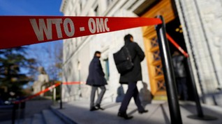 Presiden AS Donald Trump Ancam Keluar dari WTO