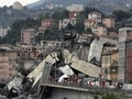 Operator Jembatan Genoa yang Roboh Dituding Bertanggung Jawab