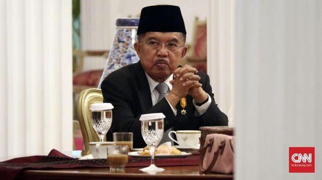 Wakil Presiden Jusuf Kalla menyebut anggaran belanja negara pada 2020 kemungkinan akan tembus Rp2.500 triliun walau sebagian besar untuk belanja rutin.