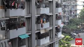 Total Tunggakan Penghuni Rusun di Jakarta Capai Rp27 Miliar