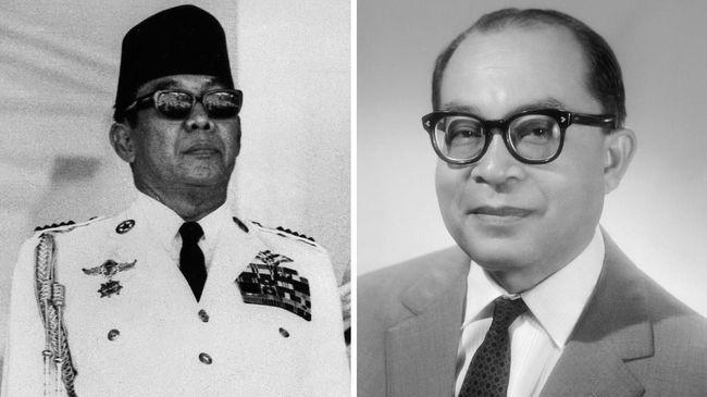 Meski tak selalu sehati dan sempat berkonflik, pasangan proklamator, Sukarno-Hatta, selalu menyimpan rasa hormat satu sama lain sebagai pribadi.
