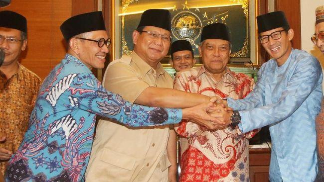 Prabowo Subianto ingin bertemu Jokowi sebelum Pilpres 2019, namun ia mengaku masih mencari waktu yang pas dan tenang.