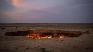 8 Tempat di Dunia yang Disebut Gerbang Neraka