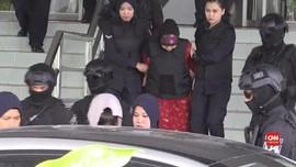 VIDEO: Sidang Kasus Pembunuhan Kim Jong-nam Berlanjut