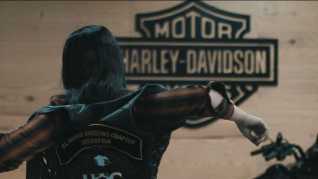 Kinerja penjualan Harley-Davidson turun 1,4 persen pada sepanjang 2019 kemarin.